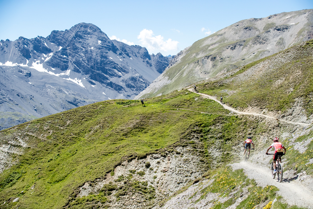 BIKE Transalp powered by Sigma 2016 - Stage 4(Livigno-Bormio) - 73,55 km © Markus Greber