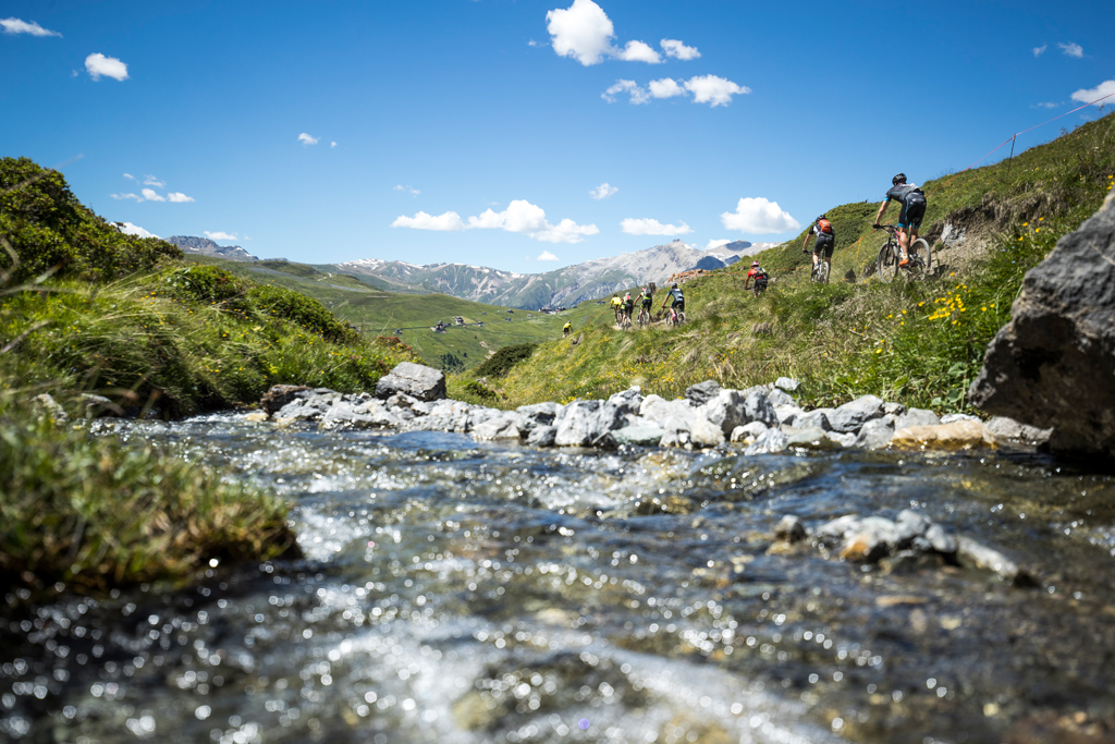BIKE Transalp powered by Sigma 2016 - Stage 3(Scuol-Livigno) - 72,30 km © Markus Greber