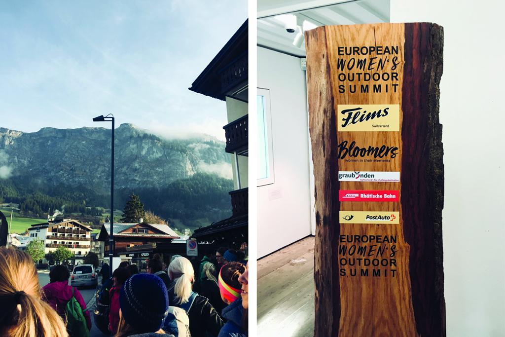 1. European Women's Outdoor Summit