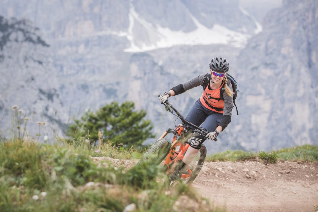 Bike Women Camp Scott Ransom