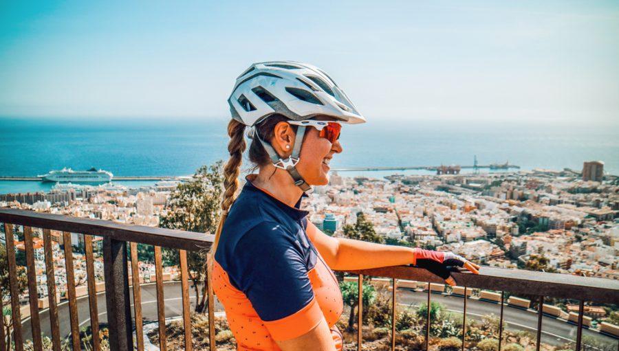 AIDA Biking: Teneriffa