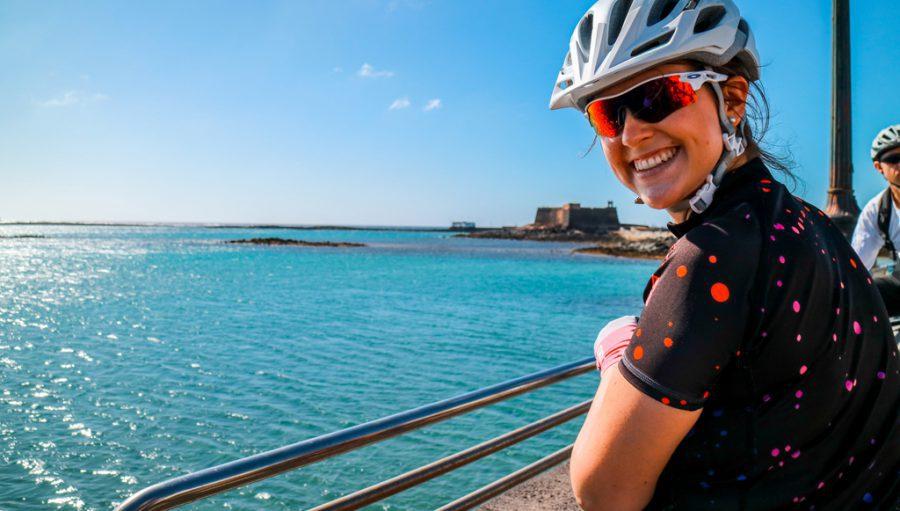 AIDA Biking: Lanzarote auf zwei Rädern