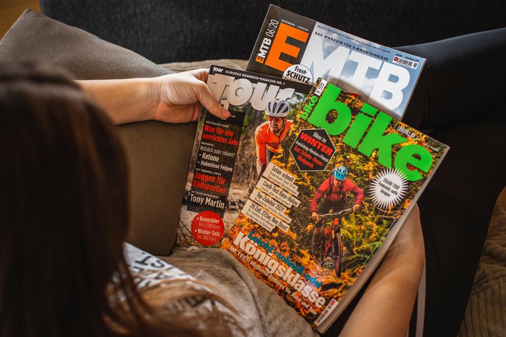 Radsport Magazine des Delius Klasing Verlages