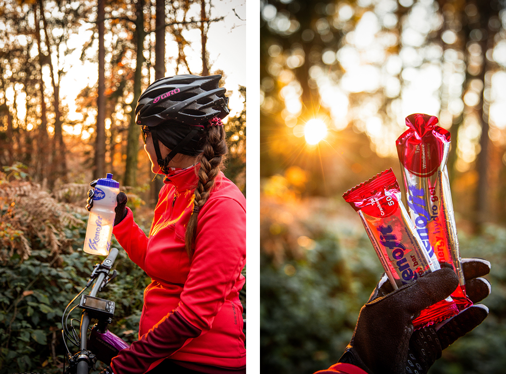 Xenofit Sportnahrung für Radfahrer