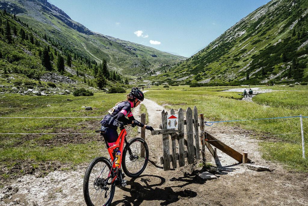 Mountainbike Etappenrennen BIKE Transalp 2017
